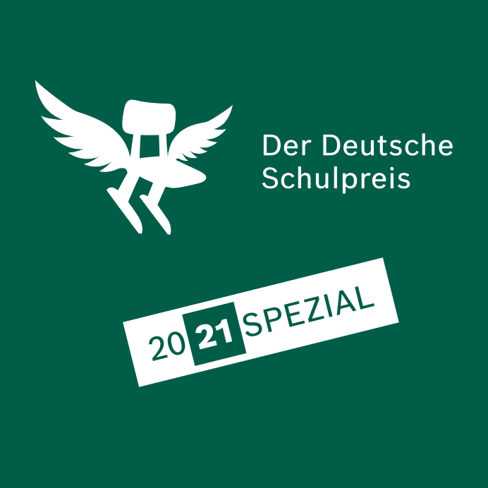 Nominierung Deutscher Schulpreis 2021